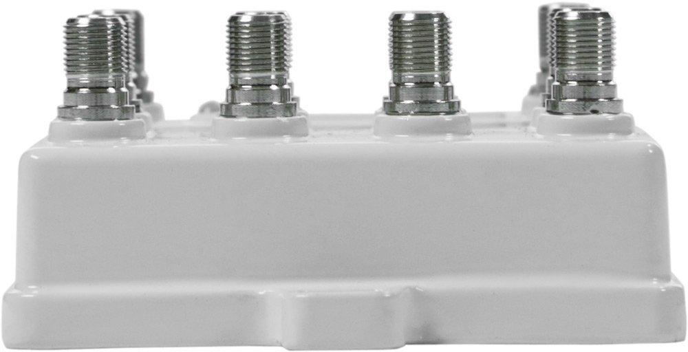 Channel Master CM3418 - Amplificador de señal de TV (Color blanco): Amazon.es: Electrónica