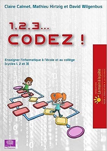 Livre gratuits en ligne 1, 2, 3... Codez ! epub, pdf