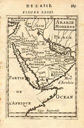 ARABIA. Bahrain UAE Mecca Medina Oman Muscat \'Arabie Moderne ...
