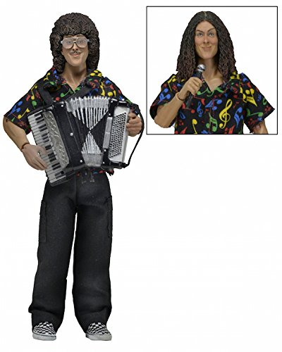 "NECA ""Weird Al"" Yankovic: Weird Al 8-Inch Clothed Action Figure"