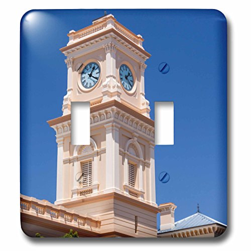 Danita Delimont - Australia - Australia, Goulburn, post office tower - Light Switch Covers - double toggle switch (lsp_226385_2) (Office Post Tower)