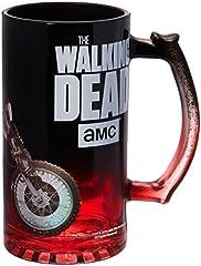 The Walking Dead Daryl Dixon Foil Beer Stein Mug