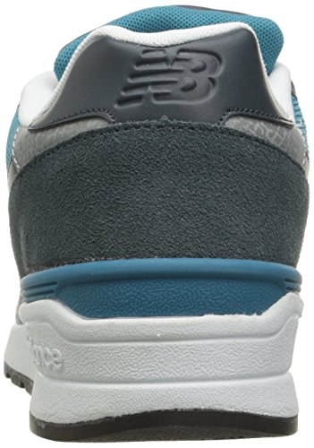 Balance Uomo NBML597AAD Grigio New Sneakers fOFWnF1
