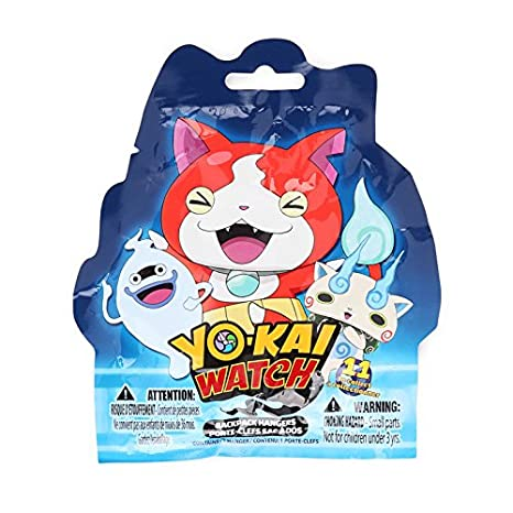 Bildresultat för yo-kai blind bag backpack hangers