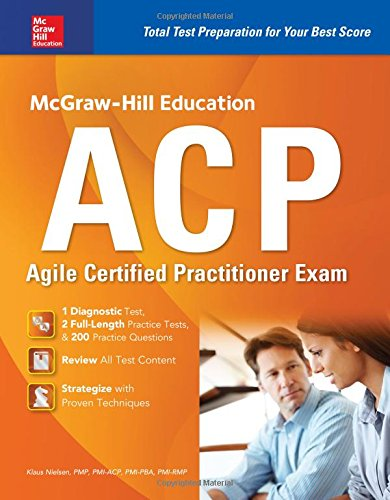 McGraw-Hill Education ACP Agile Certified Practitioner Exam