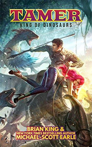 Tamer: King of Dinosaurs cover