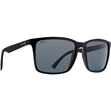 2aa20e212f Von Zipper Lesmore Wildlife Polarized Glass Sunglasses-Black Gloss-Black  Smoke