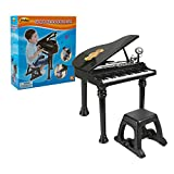 kids baby grand piano - Electronic Grand Piano with Detachable Microphone and Electronically Tuned Keys