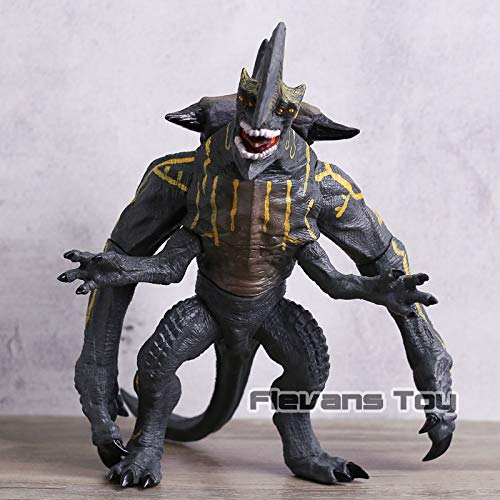 Monster Pvc Figure - 14-20cm (5.5-7.9 inch) Pacific Rim Kaiju Monster PVC Figure / (nifehead / Trespasser) (B 20cm (7.9 inch))
