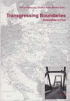 Book Transgressing Boundaries: Humanities in Flux (Europa Orientalis)