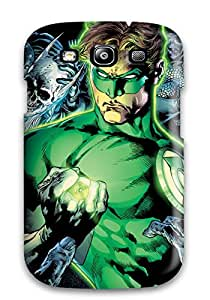Alex D. Ulrich's Shop Hot 9234016K14329526 For Galaxy Case, High Quality Green Lantern For Galaxy S3 Cover Cases