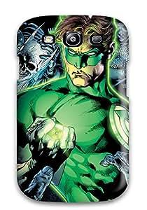 Gary L. Shore's Shop Discount For Galaxy S3 Premium Tpu Case Cover Green Lantern Protective Case