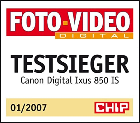 Canon Digital Ixus 850 Is Digitalkamera Kamera