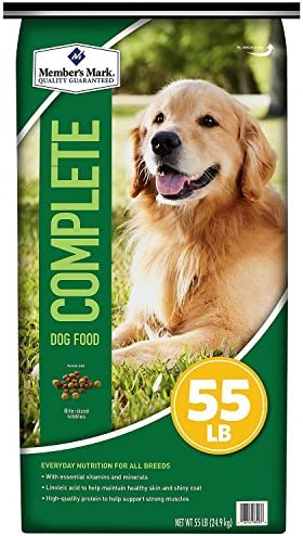 Member's Mark Complete Nutrition Dog Food 55 lbs.