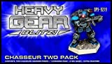 Heavy Gear Blitz: NuCoal - Chasseur Two Pack