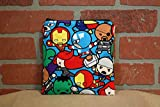 Avengers, Snack Bag/Sandwich Bag, Reusable Food Storage