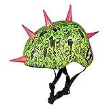 Krash Lightning Skull Spikes Helmet