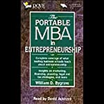 The Portable M.B.A. in Entrepreneurship | William D. Bygrave M.A.