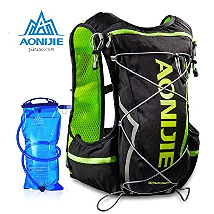 a778b89cca Lovtour Hydration Pack Backpack with 70 oz 2L Water Bladder for Running,  Hiking, Cycling