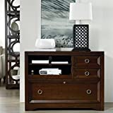 Hooker Furniture Kinsey Utility File Console in Walnut Review