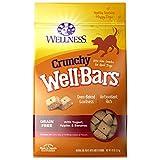 Wellness Natural Grain Free Wellbars Crunchy Dog T...