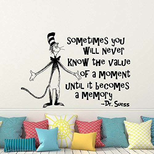 quote-wall-decal-dr-seuss-vinyl-sticker-decals-quotes-sometimes-you-will-never-know-the-value-decal-