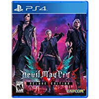 Devil May Cry 5 Deluxe Edition - PlayStation 4 Deluxe...