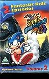 Sonic Underground - Vol. 2 [DVD]