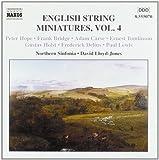 English String Miniatures 4 %2F Various