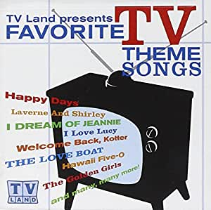 Various artists tv land presents favorite tv theme for Tv land tv shows
