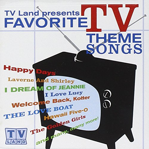 Price comparison product image TV Land Presents: Favorite TV Theme Songs