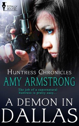 book cover of A Demon in Dallas