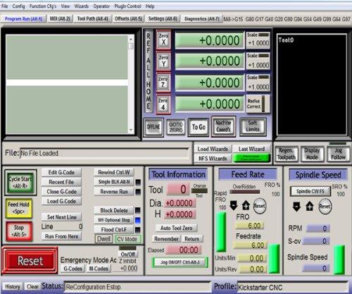 UPC 852675066603, Mach3 Cnc Software You Get 1 CD Artsoft