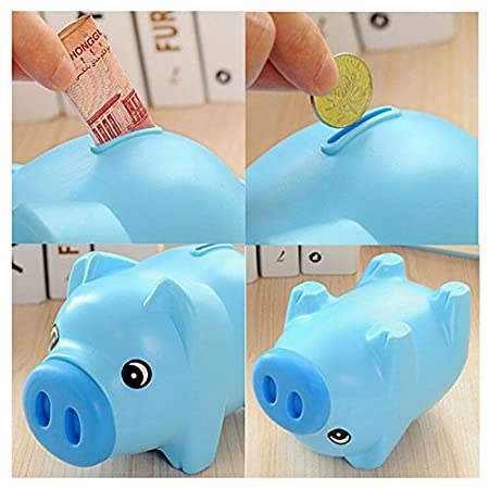 Rose Piggy Bank Children Gift