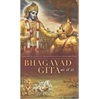 Bhagvad gita as it is english new edition