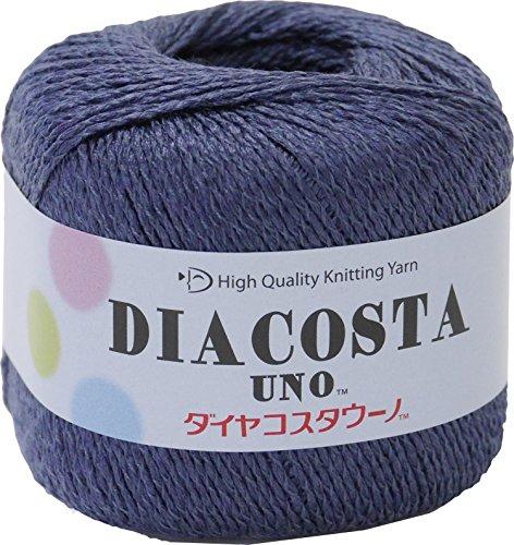 ダイヤモンド毛糸 ダイヤコスタウーノ 毛糸 合太 col.508 パープル 系 35g 約115m 5玉セット