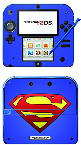 l Skin for Nintendo 2DS Console 100% Satisfaction Guarantee! ()