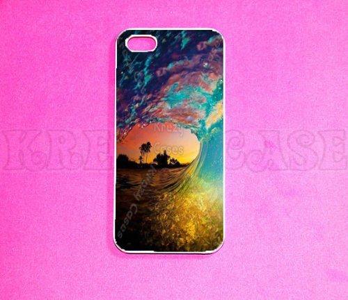 Krezy Case iPhone 6 case, iPhone 6 Case, Colorful Waves iPhone 6 Cover, iPhone 6 Cases, iPhone 6 Case, Cute iPhone...