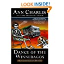Dance of the Winnebagos (Jackrabbit Junction Humorous Mystery Book 1)