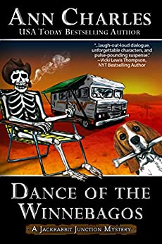 Dance of the Winnebagos (Jackrabbit Junction Humorous Mystery Book 1) by [Charles, Ann]