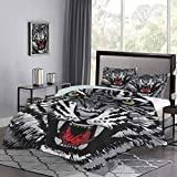 UNOSEKS LANZON Duvet Cover Illustration of