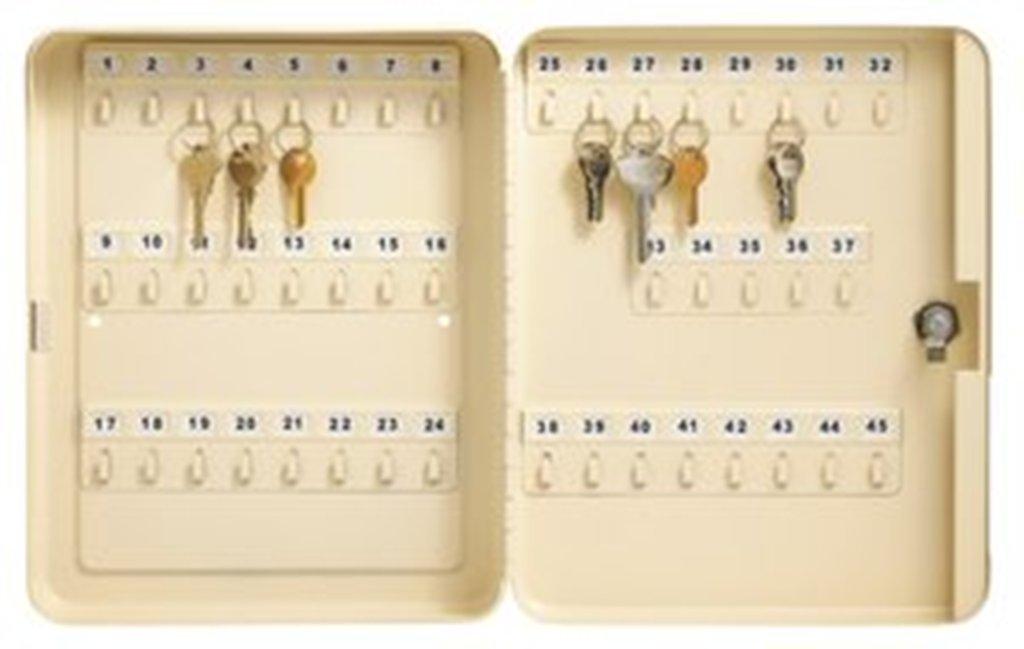 Amazon.com: Master Lock 7132D Key Storage Cabinet, 45 Keys: Home Improvement