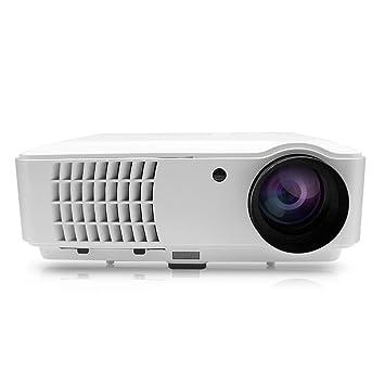Excelvan RD-804 2600 lúmenes Proyector (TV Digital, HD Home, LED ...