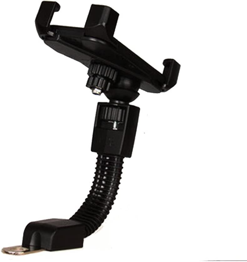 Digital phone mount holder bracket for camera and phone