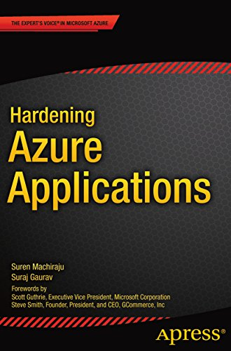 Hardening Azure Applications Kindle Editon