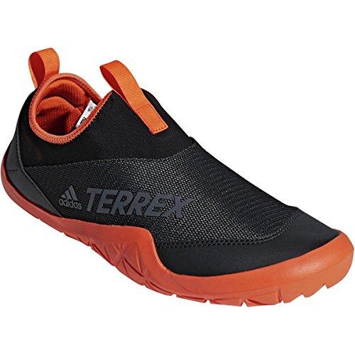 Extérieur Chaussure Deau Jawpaw 2 Adidas - Mens Orange, Noir, Carbone