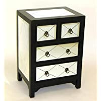 Mirror Chest, Black