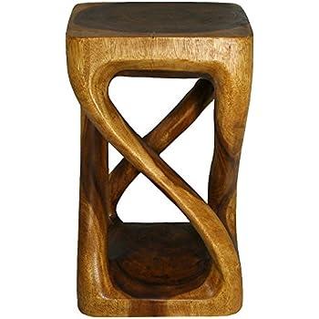 Amazon Com Strata Furniture Twist Stool 12 By 20 Inch