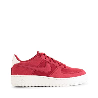 Nike Air Force 1 Suede (GS), Scarpe da Fitness Bambino