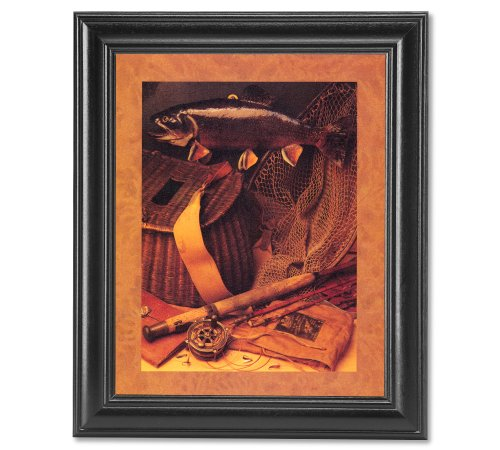 Fly Fishing Picture Frame - 9